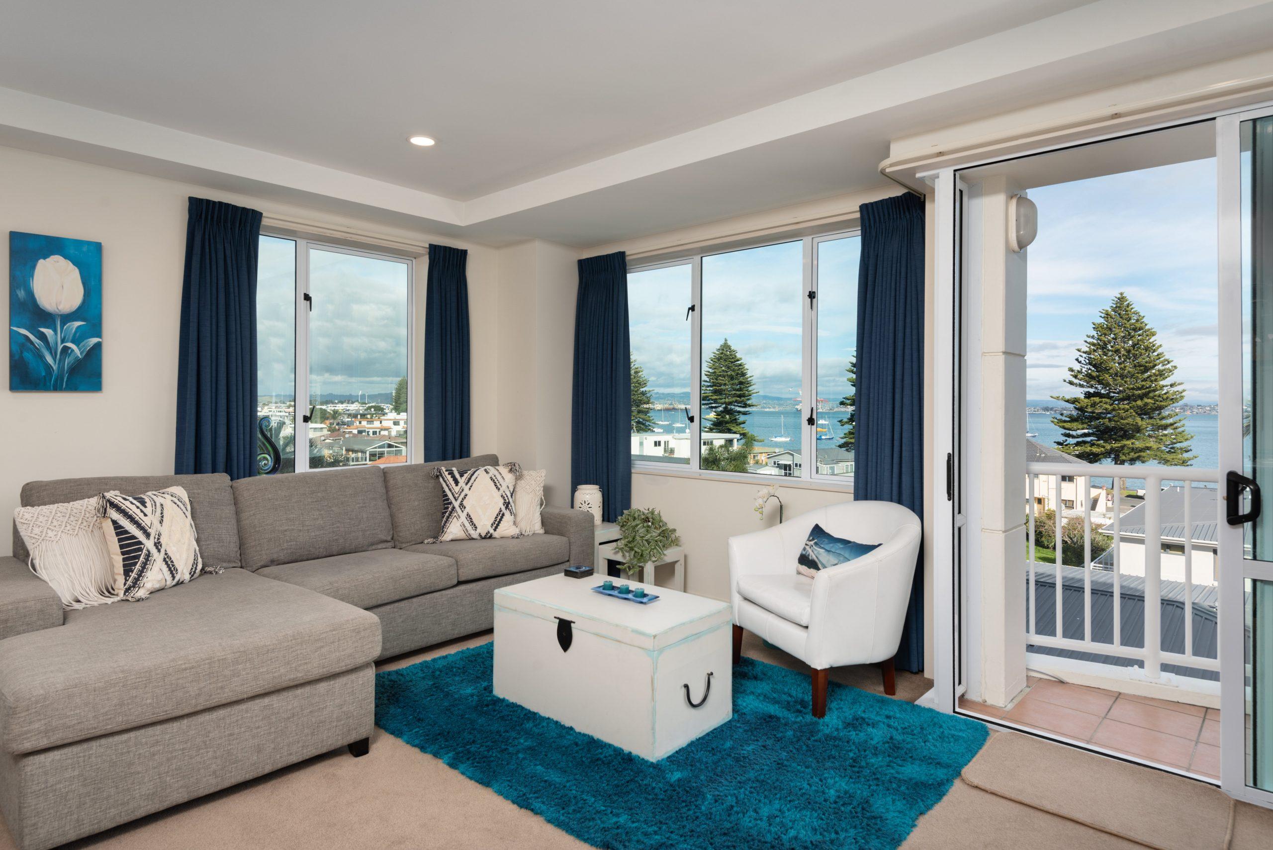 One Bedroom Harbourview Apartments